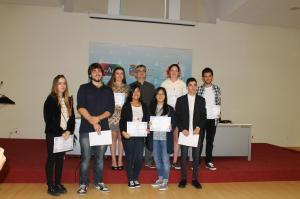 Participantes V Premio Ensayo