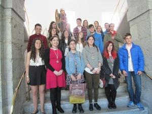 Finalistas en Parlamento cantabria